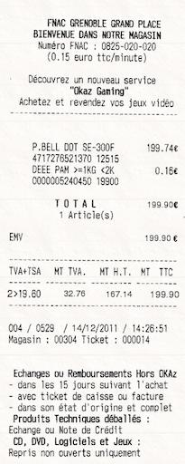Ticket Restaurant Achat Supermarch Ef Bf Bd
